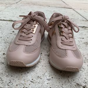 Michae Kors Maggie Mesh Trainer Fashion Sneakers